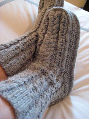 Mens Slipper Socks Knitting Pattern Luxury Patterns Knitting And