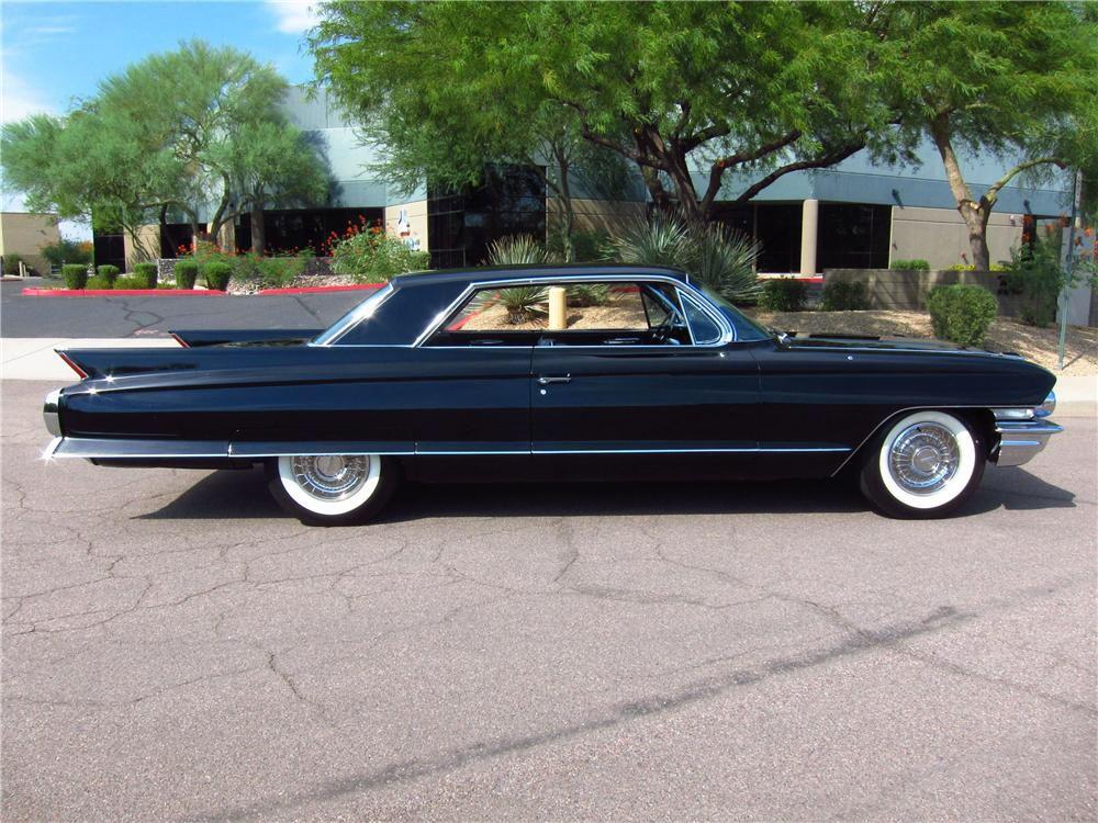 Pin On 62 Cadillac