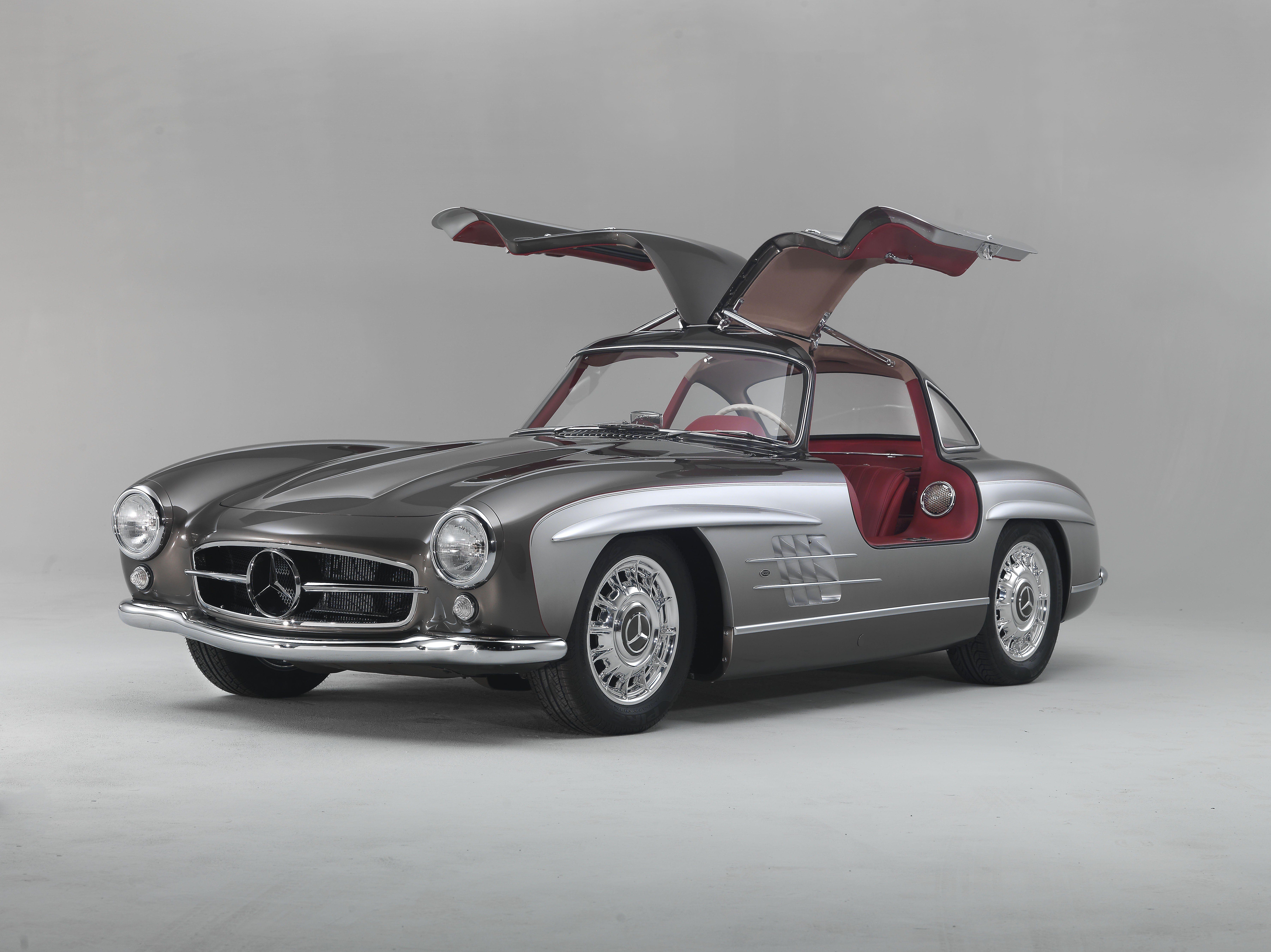1957 mercedes 300sl gullwing car by the car mercedes benz benz rh pinterest com