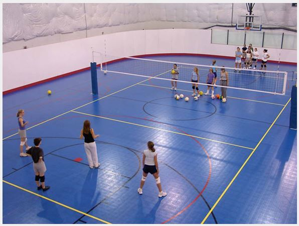 Incorporating The Most Recent Advancements In Technology Ensures A Comfortable Safe Surface Ideal Indoor Basketball Court Indoor Volleyball Indoor Basketball
