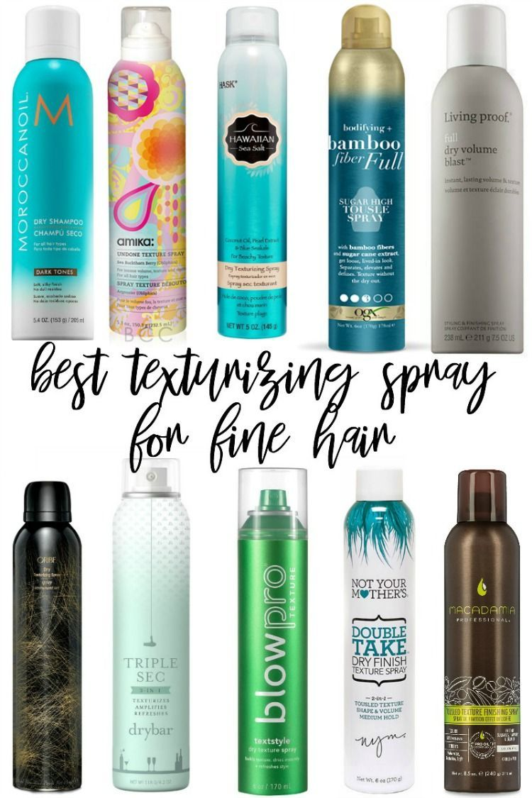 A List Of My Absolute Hands Down Favorite Texturizing Spray For Fine Hair Brunettebalayageh Best Texturizing Spray Best Volumizing Hair Products Fine Hair