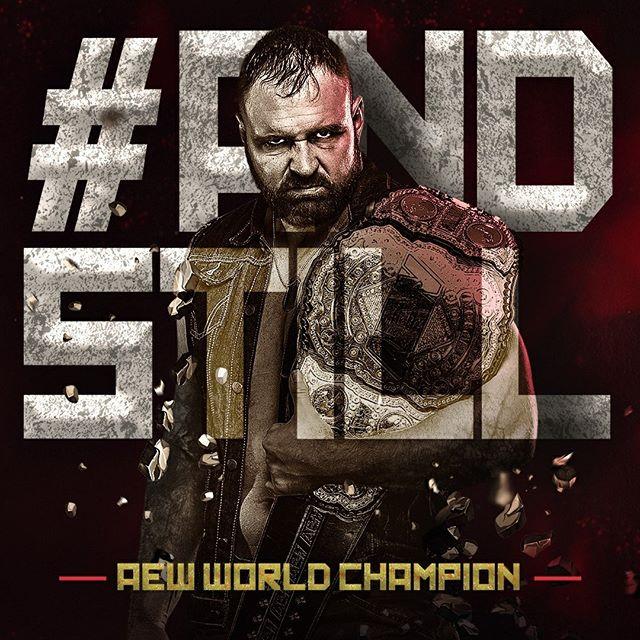 Chris Jericho Aew Champion Png
