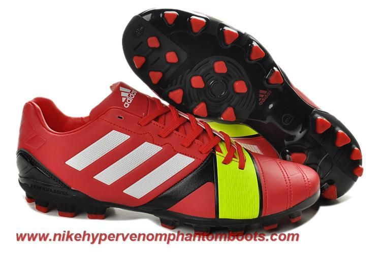 Mens Adidas nitrocharge 3.0 Trx Ag Red White Electricity Shoe Store Wholesale