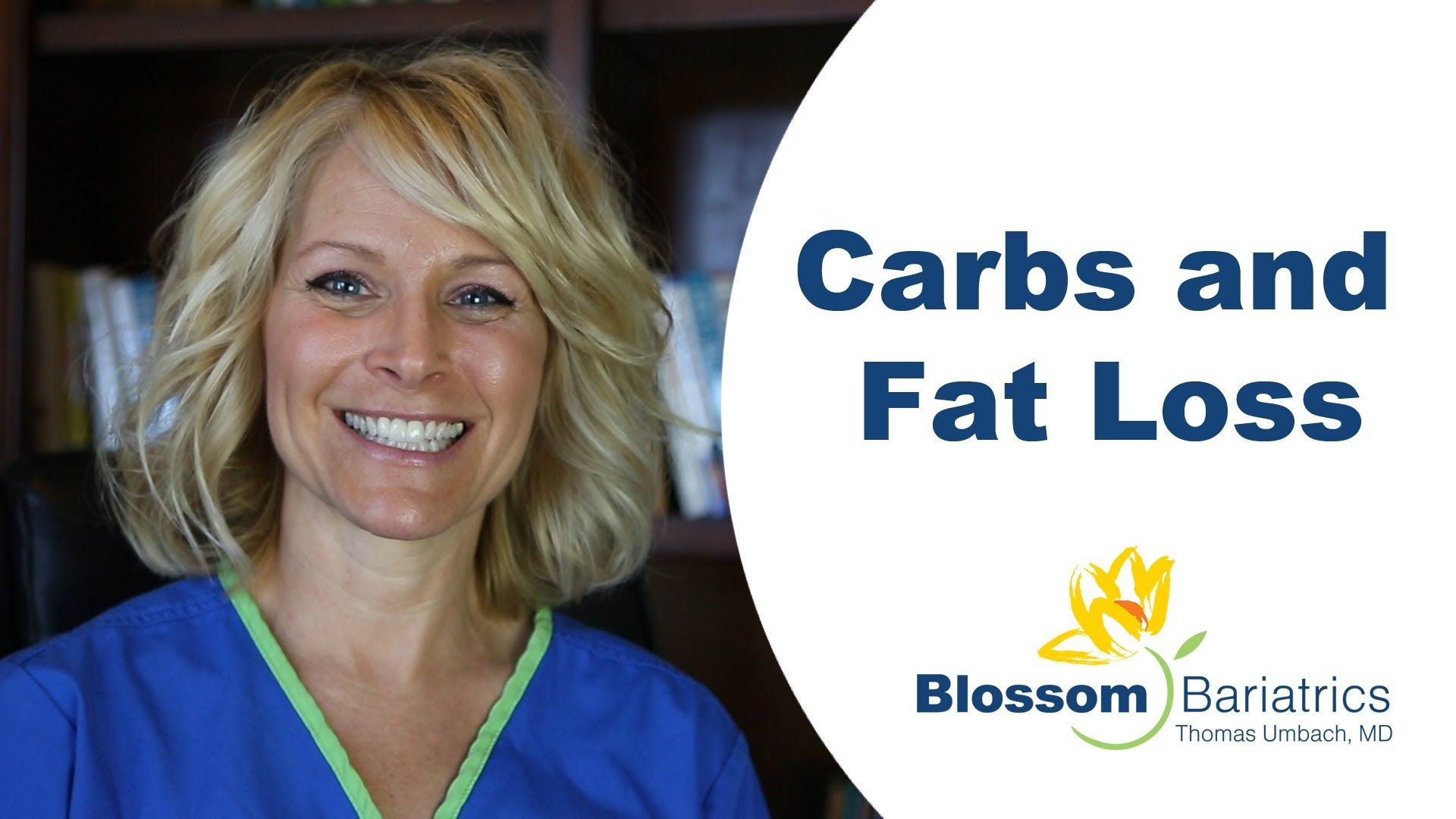 Carbs and Fat Loss after Bariatric Weight Loss Surgery