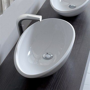Napoli 57 Vessel Sink By Victoria And Albert