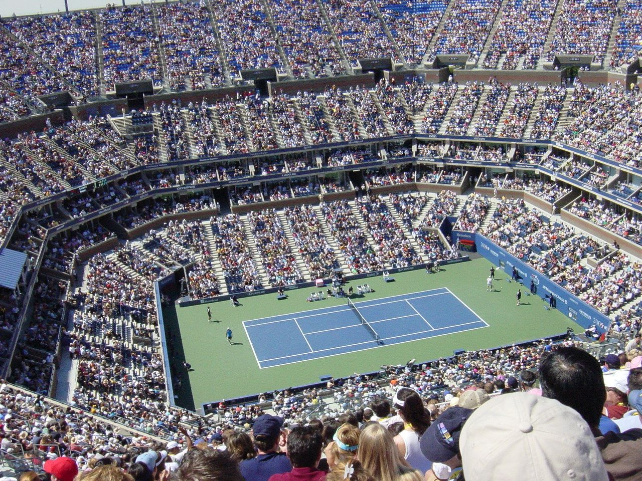 To Us Open 8a Kanei Serbis My Review In 2020 Tennis Stadium How To Play Tennis