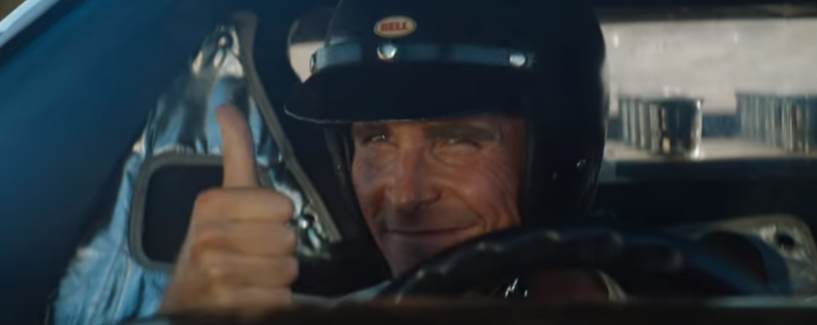 Ford V Ferrari 2019 Photo Christian Bale Ferrari Ferrari Racing