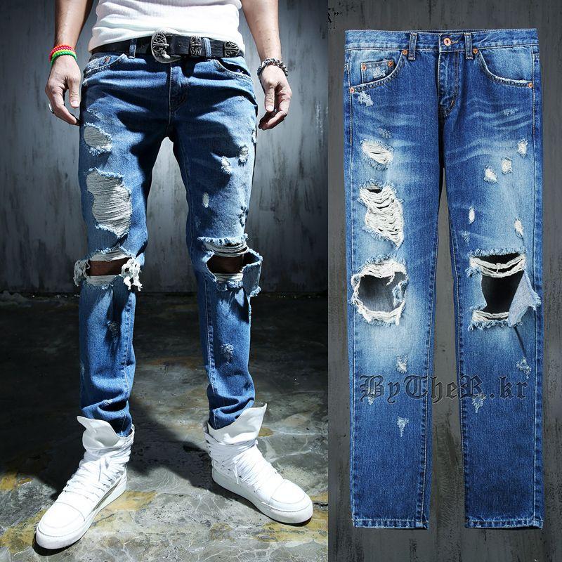 Resultado de imagen para leg zip jean men | Denim | Pinterest ...