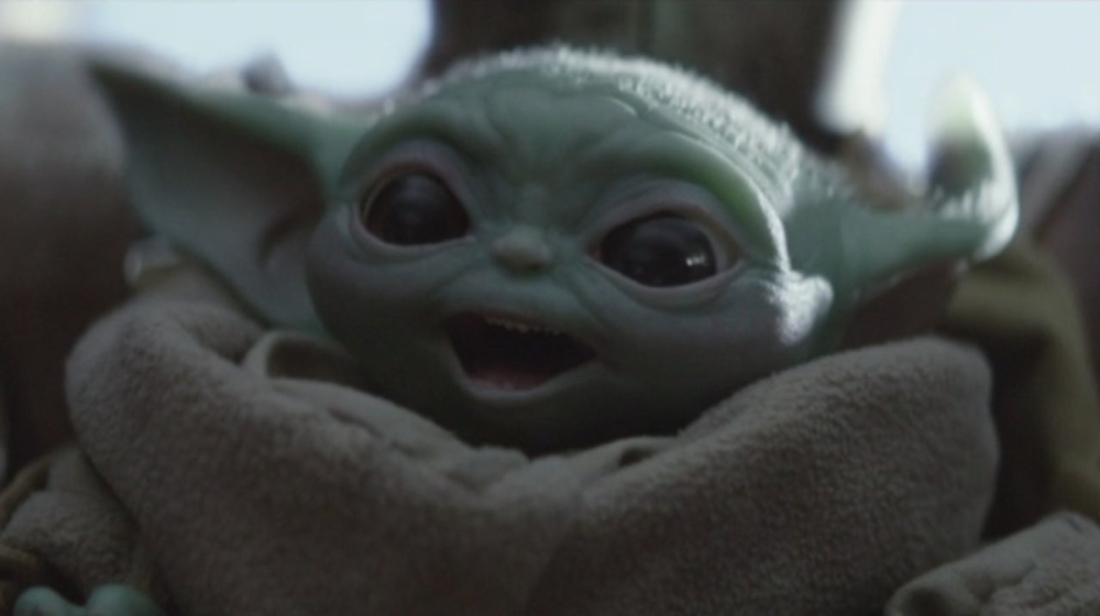 New Baby Yoda Coloring Book Is Free To Download Right Now Yoda Meme Star Wars Baby Star Wars Memes