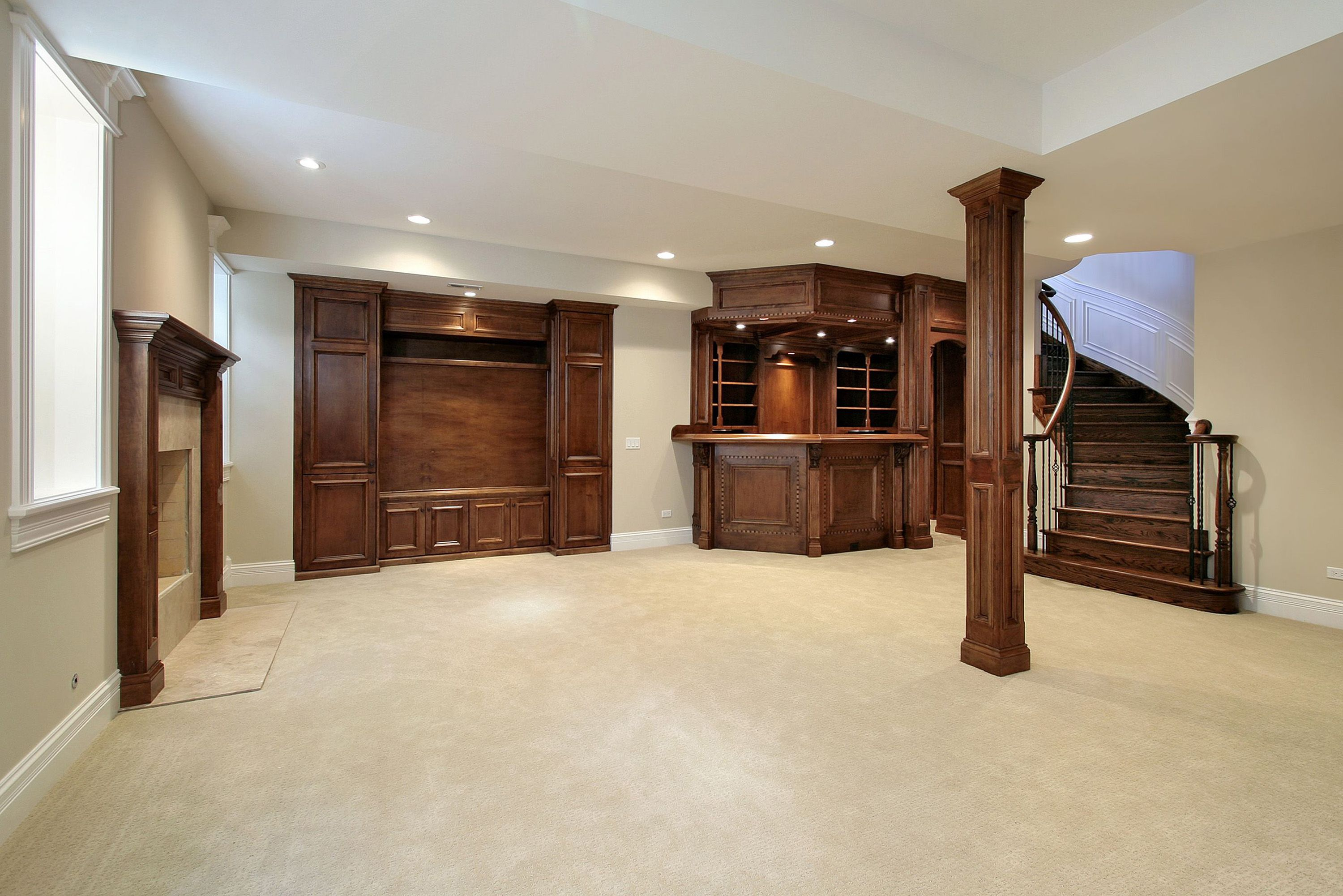 finished basement ideas | are you currently undertaking your own