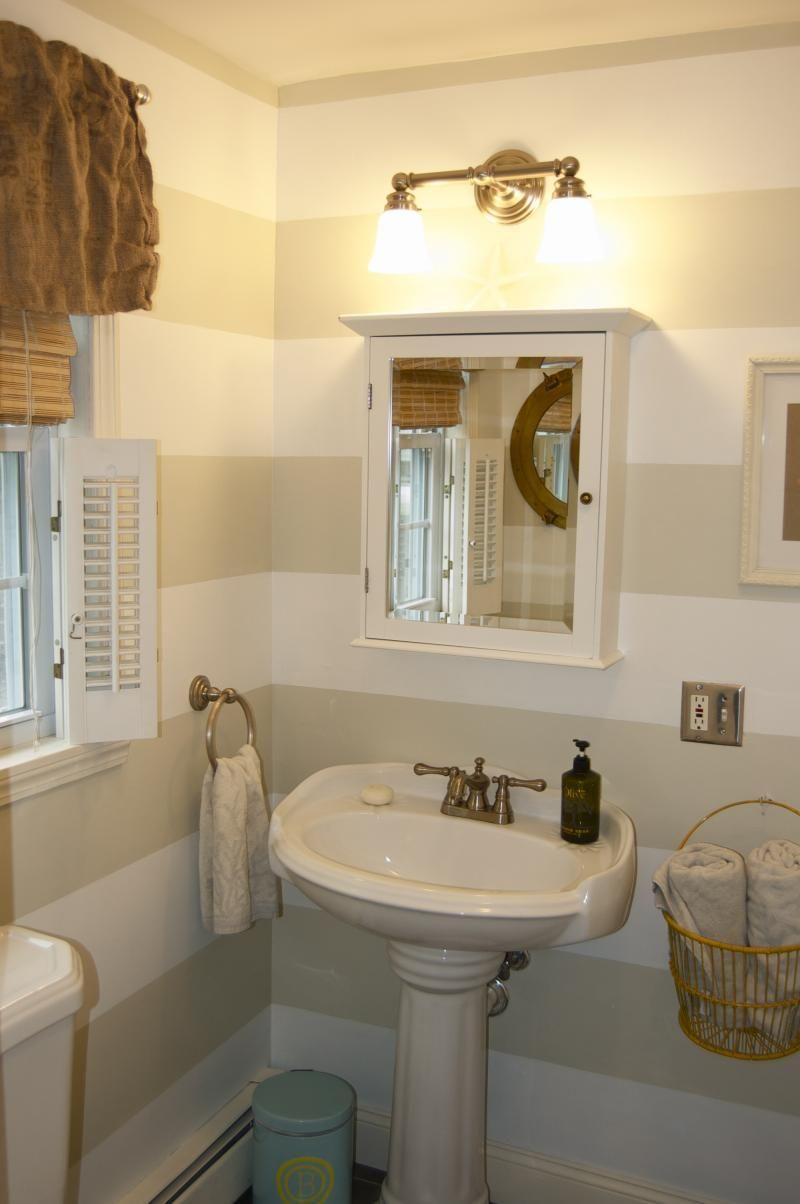 Home, Home Decor, Small Bathroom