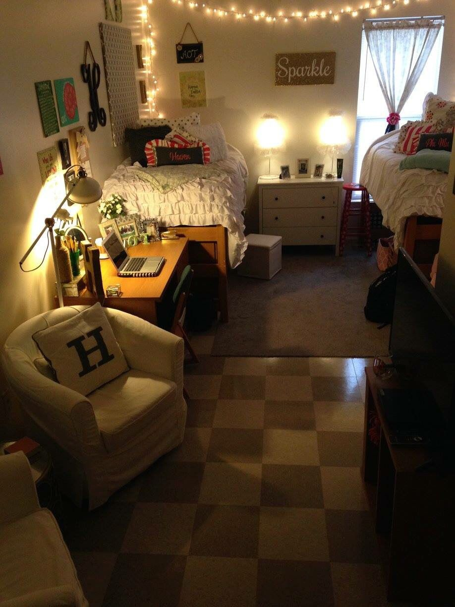 Awesome College Dorm Rooms: College Apartment Decor, College