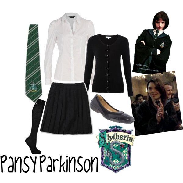 Harry Potter Slytherin Uniform Hogwarts uniforms - slytherin