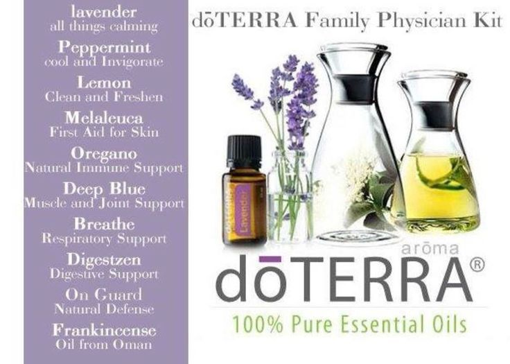 Doterra Physician Kit ophion