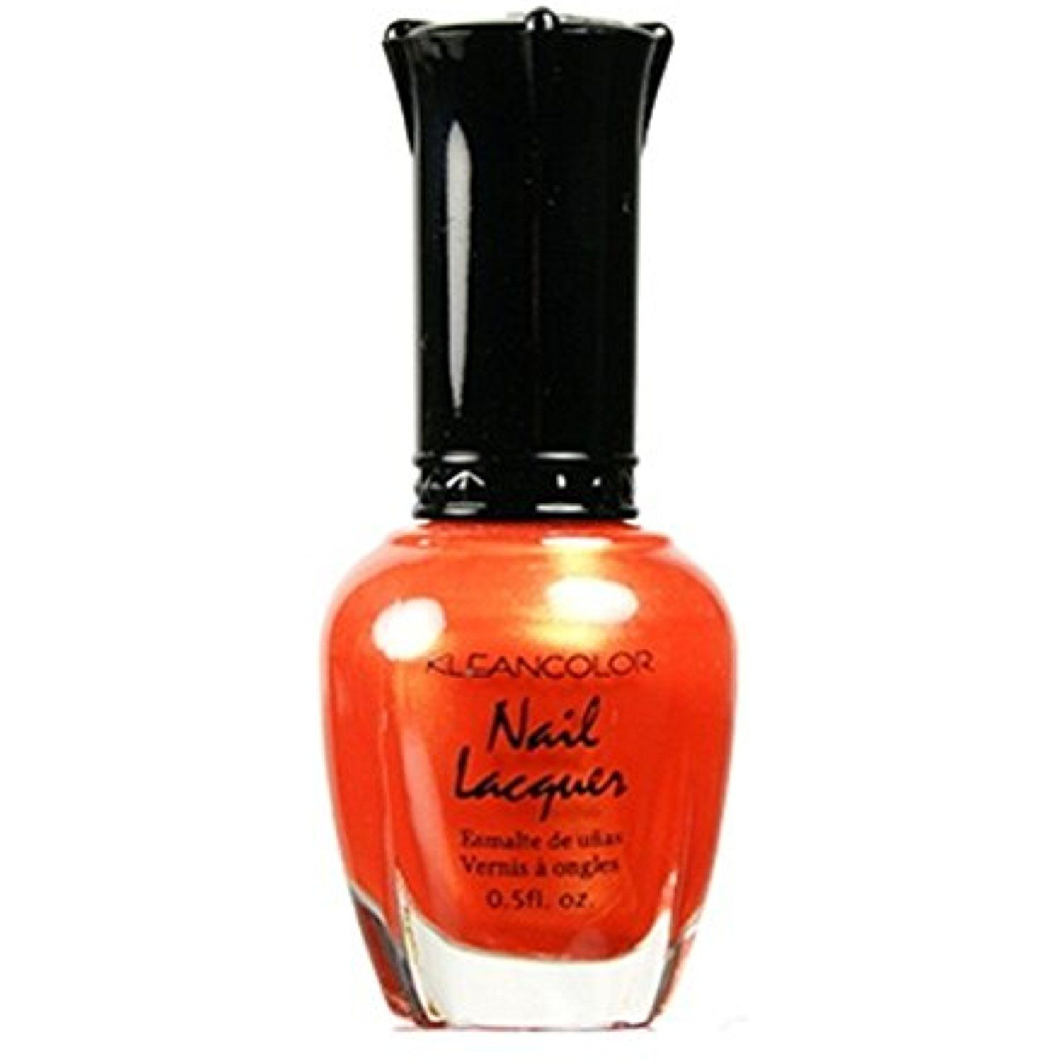 1 Bottle Good-looking Nail Polish Lacquer Assorted Glitters Quick ...