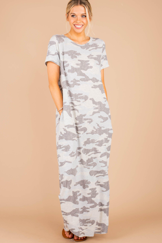 All I Have Gray Camo T Shirt Maxi Dress Maxi Shirt Dress Dresses Maxi Dress [ 3000 x 2000 Pixel ]