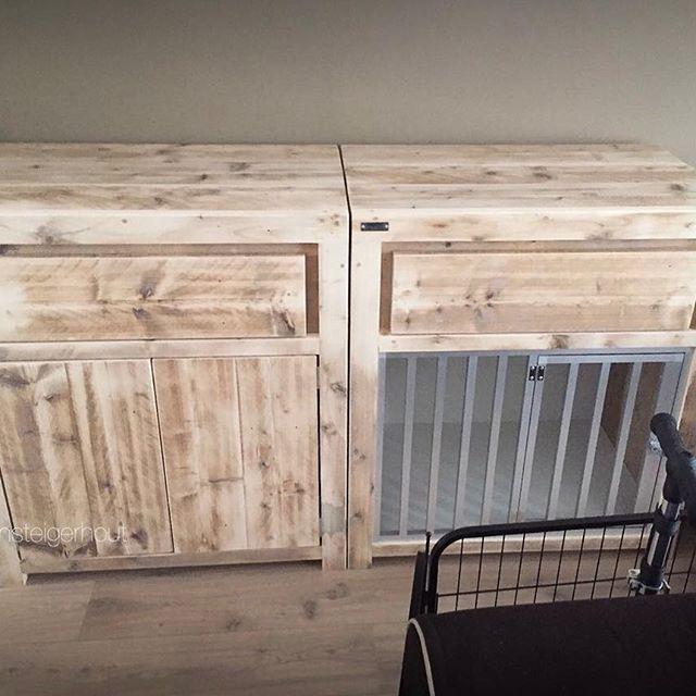 Ongebruikt Opnieuw tevreden klanten, met deze bench/dressoir opstelling van WJ-97