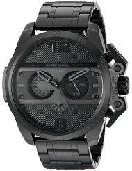 Diesel Men's DZ4362 Ironside Analog Display Analog Quartz Black Watch by Diesel