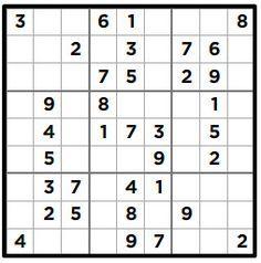 photograph about Krazydad Printable Sudoku titled Krazydad Puzzles - printable puzzles for street visits. Suduko
