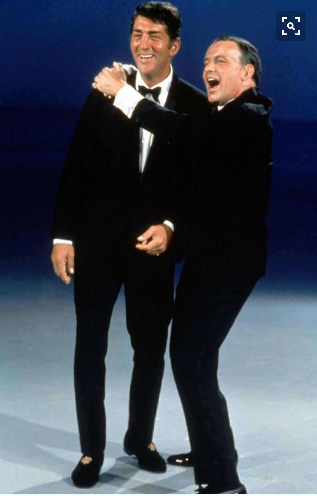 Dino Y Frank Dean Martin Sinatra Frank Sinatra