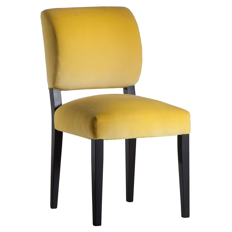 Upholstered Dining Chair – Michael Northcroft | Furniture Designer - Upholstered Dining Chairs Upholstered Dining Chair – Michael