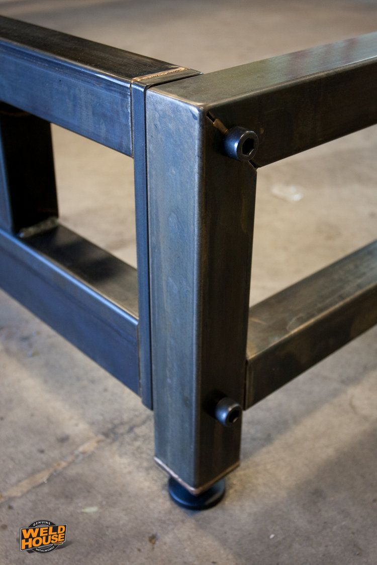 The Lowboy Is A High End Industrial Designed Bed Frame