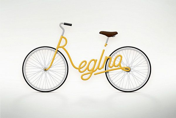 Write A Bike The Ultimate Way To Personalize A Bicycle Bike