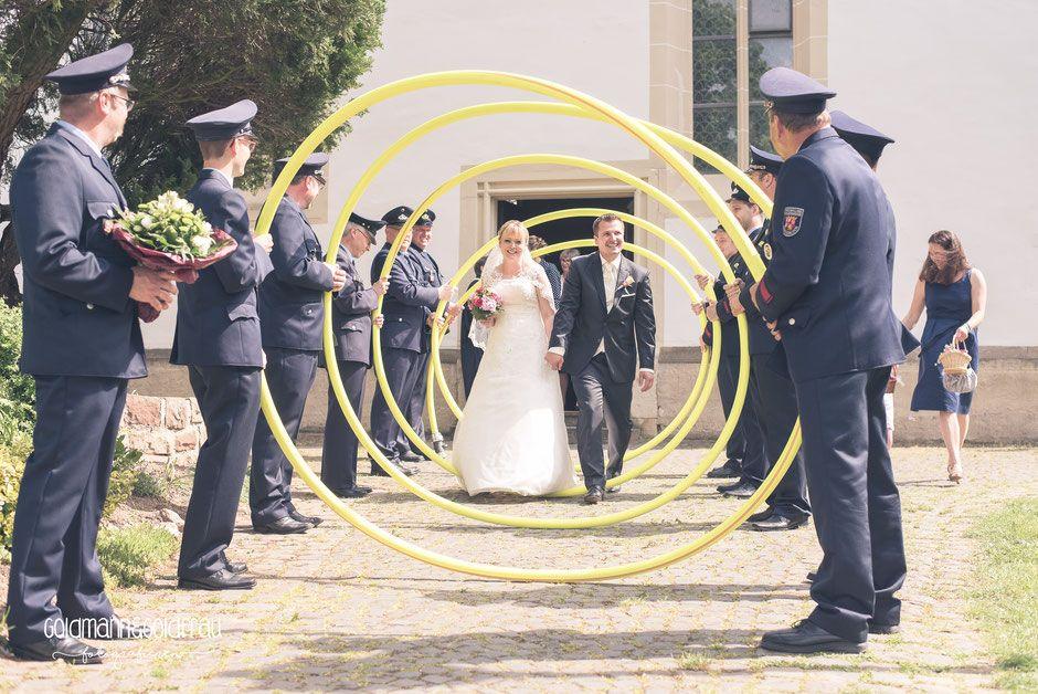 Auszug Hochzeit Feuerwehrschlauch Ideen Auszug Hochzeit