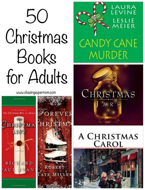 christmas books for adults uk