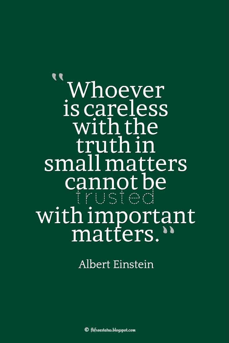 Trust Quotes Broken Trust Quotes And Saying With Images  Einstein Quotes