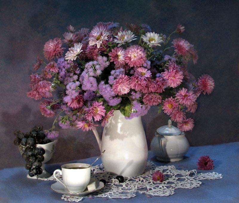 Still life flowers....