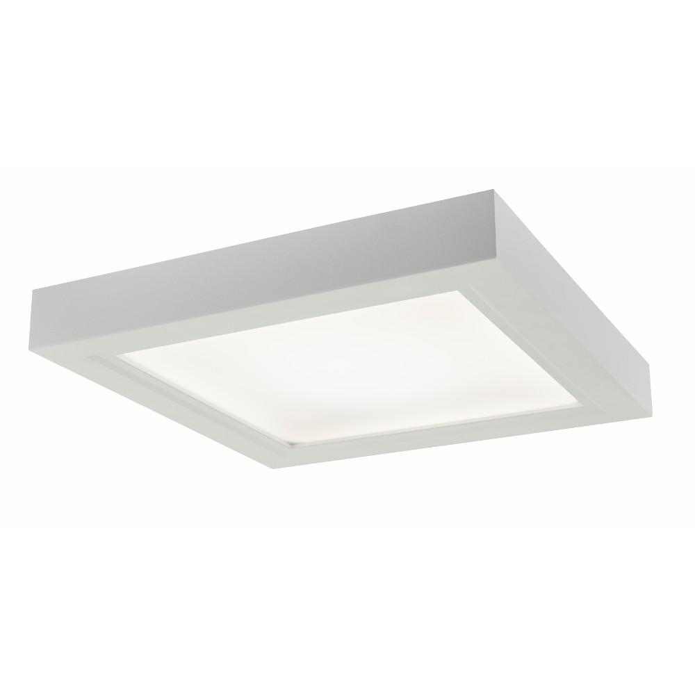 Broan Nutone Roomside Decorative 110 Cfm Ceiling Bathroom Exhaust Fan With Square Led Panel And Easy Change Trim Energy Star Aern110ltk The Home Depot Bathroom Exhaust Fan Fan Light Exhaust Fan