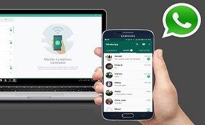 Iniciar sesión en WhatsApp Web con el código QR