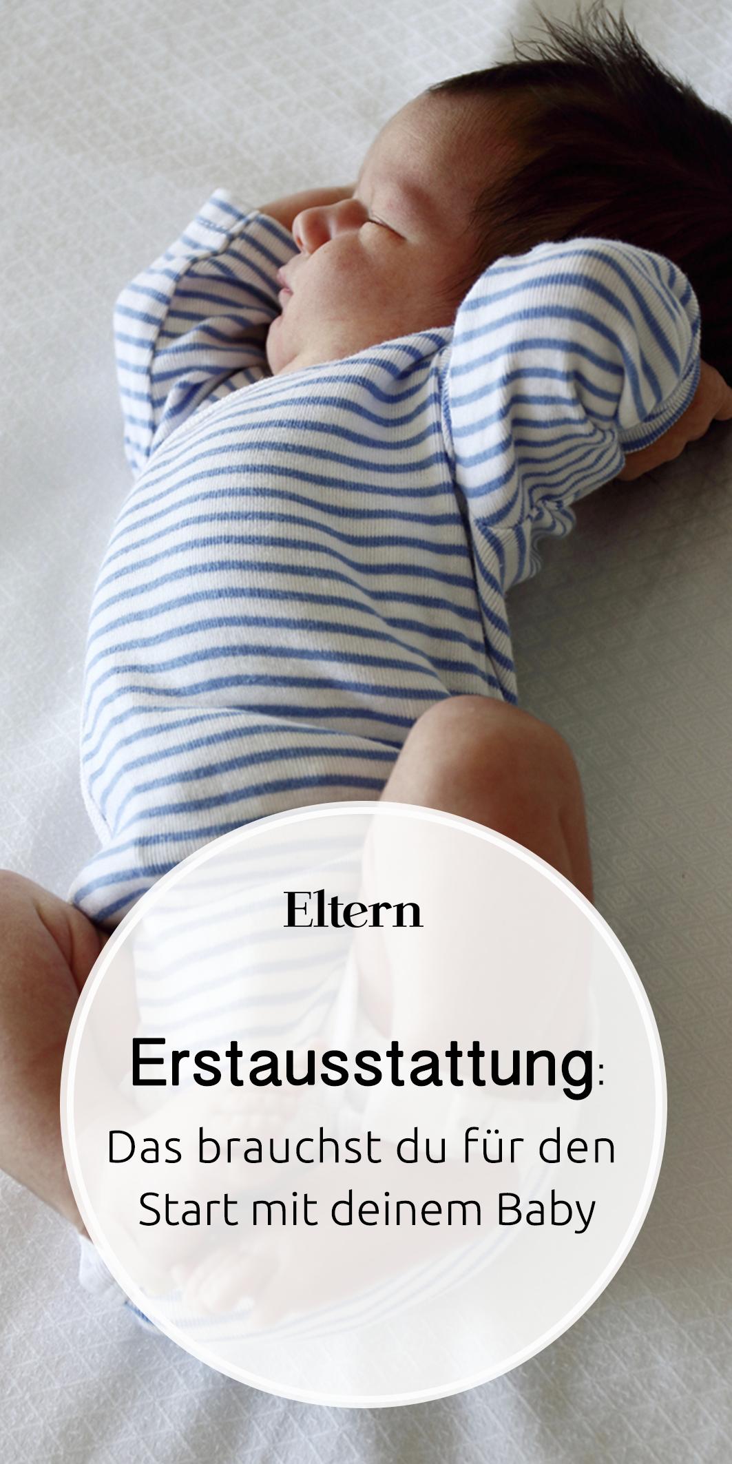 Baby Erstausstattung - Alles für den Start mit Kind | baby ...