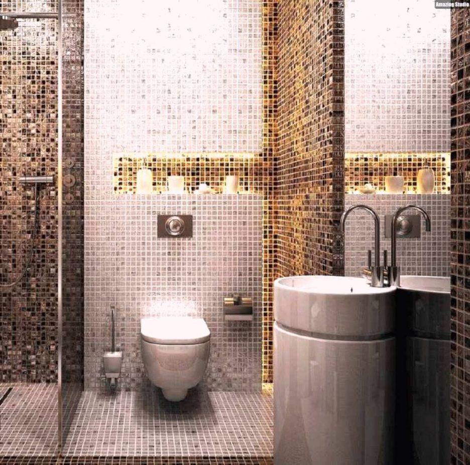 Badezimmer Mosaik Ideen