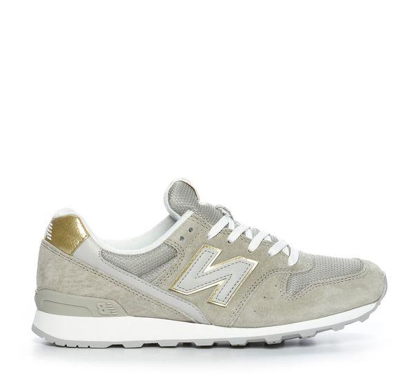 new balance skor beige