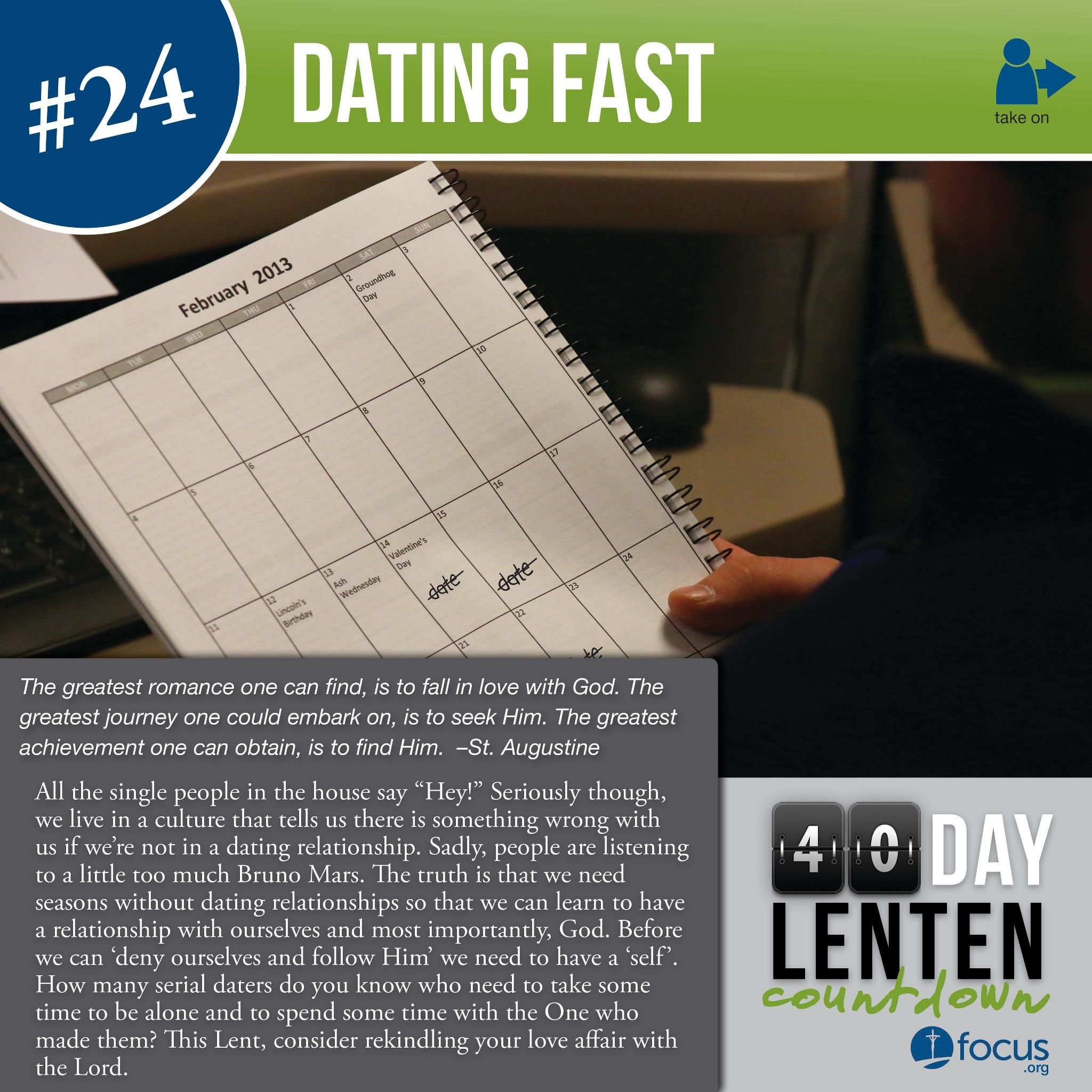 dating lent