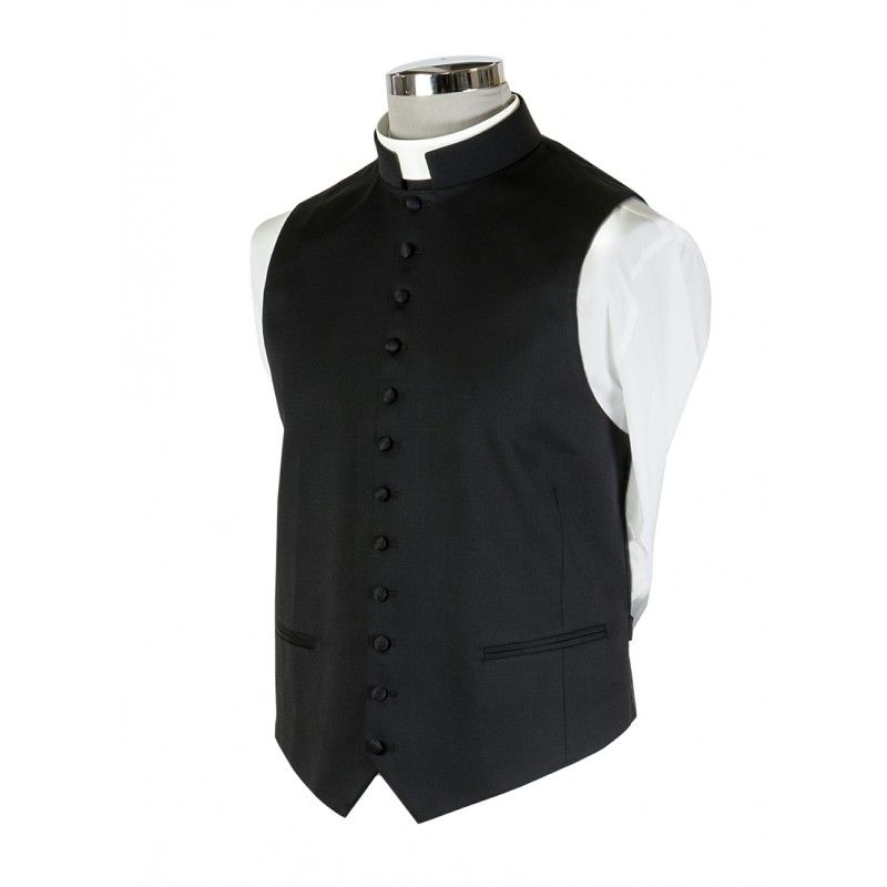 Clerical Waistcoat Adopt It Stop Wearing Black Clerical