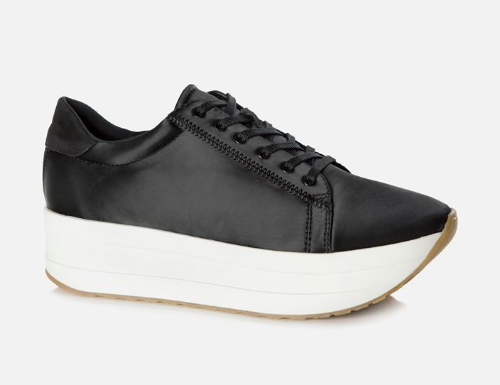 CASEY by Vagabond One of our favourite styles for spring! This Casey has got a thick outsole and a clean upper in satin.