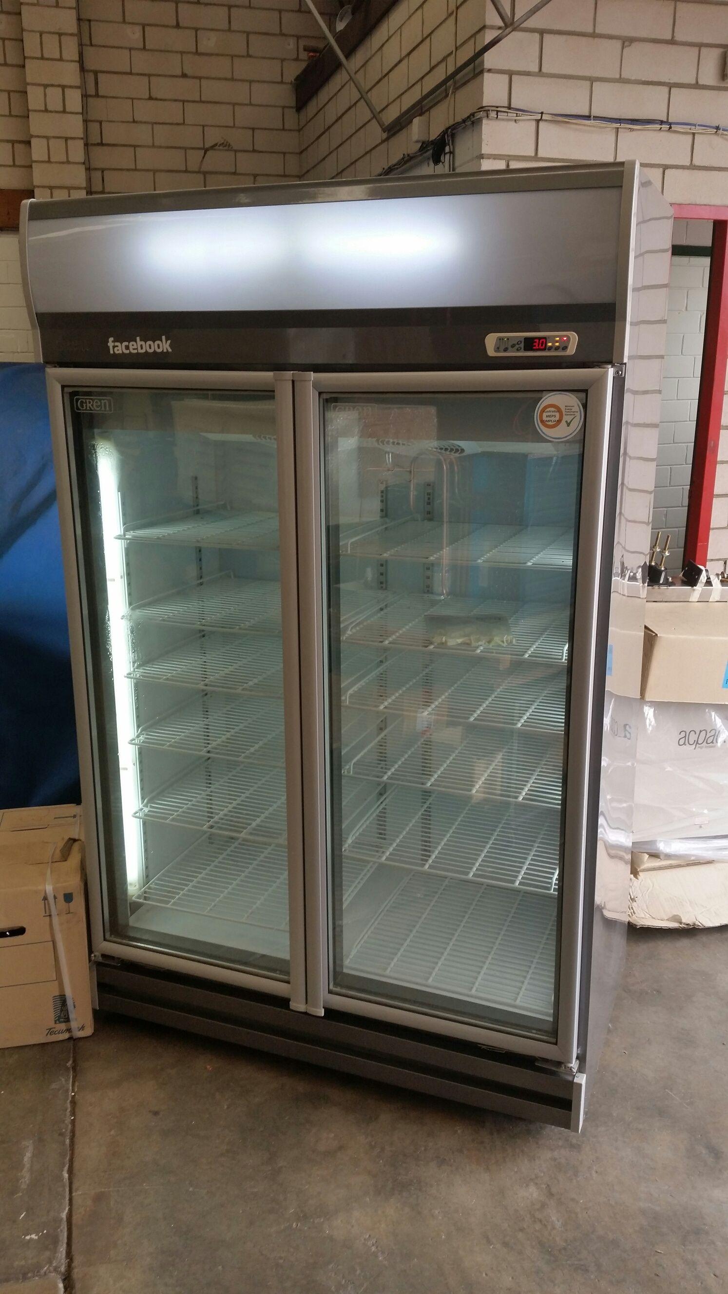 Gren ccf21 upright glass door display fridge second hand channon glass gren ccf21 upright glass door display fridge second hand planetlyrics Gallery