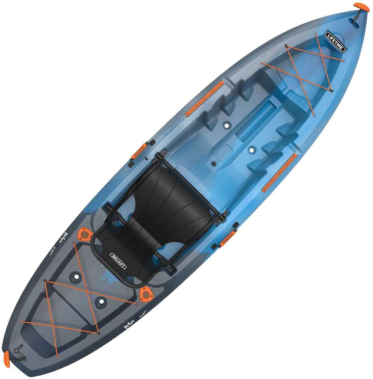 Lifetime Teton Angler Kayak Angler Kayak Kayak Fishing Kayaking