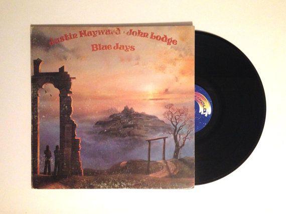 Justin Hayward John Lodge Blue Jays Label Threshold Records Ths 14 Format Vinyl Lp Album Country Us Released With Images Lp Albums Justin Hayward Records