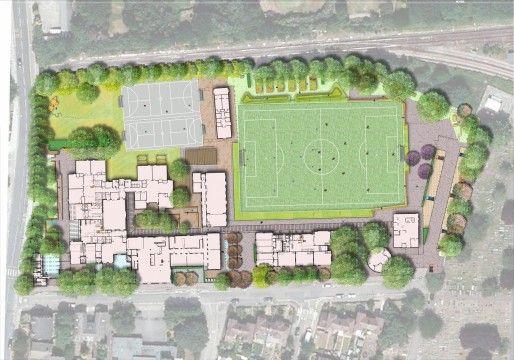 Stanley Primary School London Davis Landscape Architecture Landscape Design Plans Landscape Plans Landscape Design