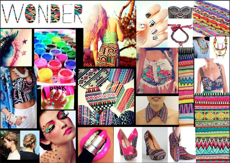 How to create mood boards - Creatively Daring Blog 81