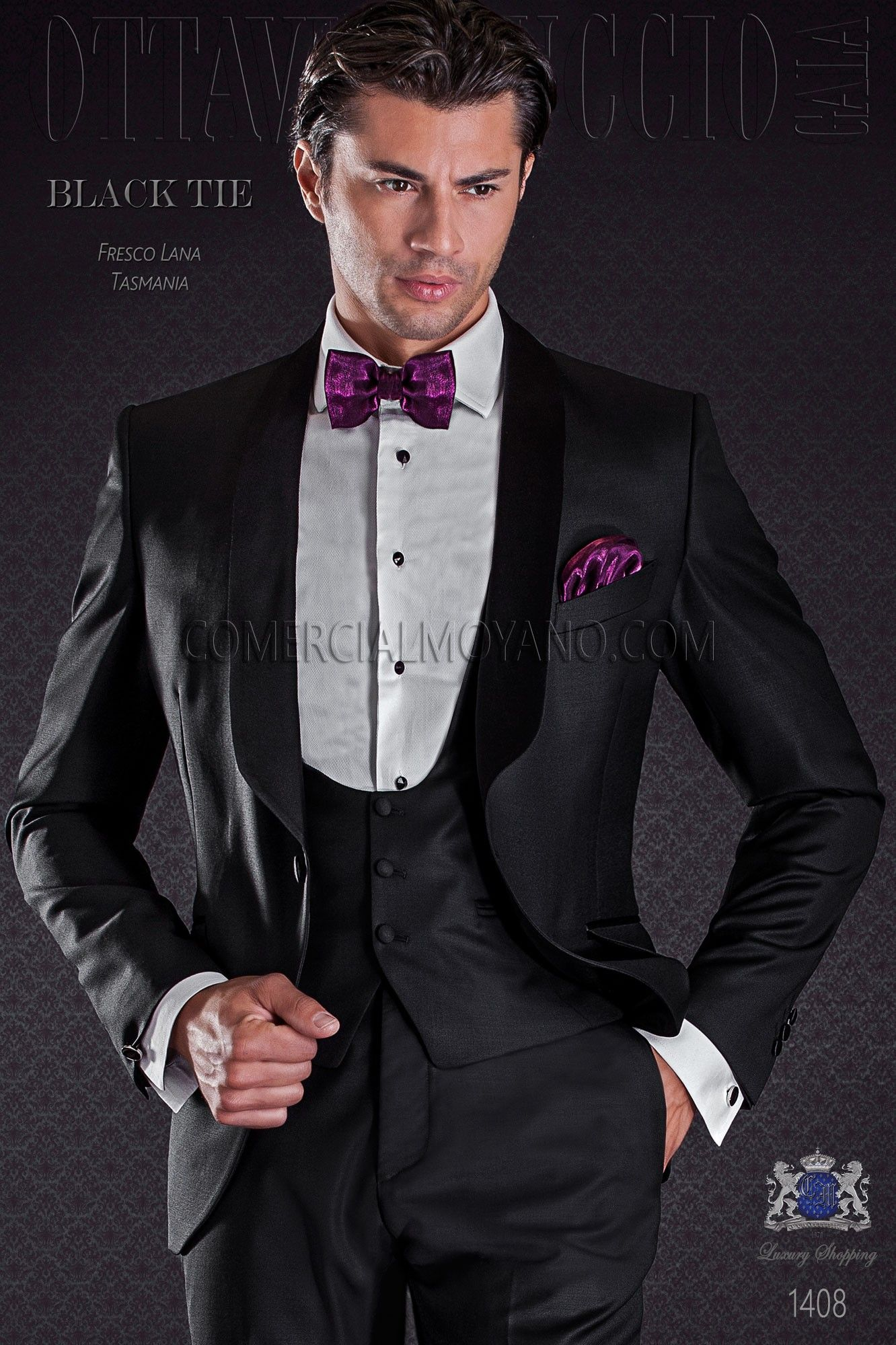 Awesome... | Solo caballeros... | Pinterest | Black tie, Blue ...