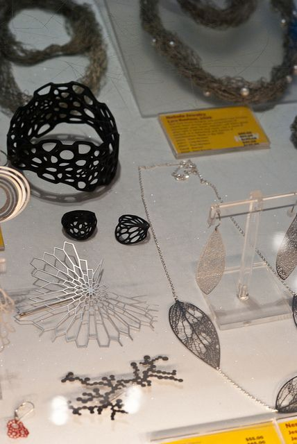 nervous system jewelry @ MoMA Store in NYC | Flickr: Intercambio de fotos