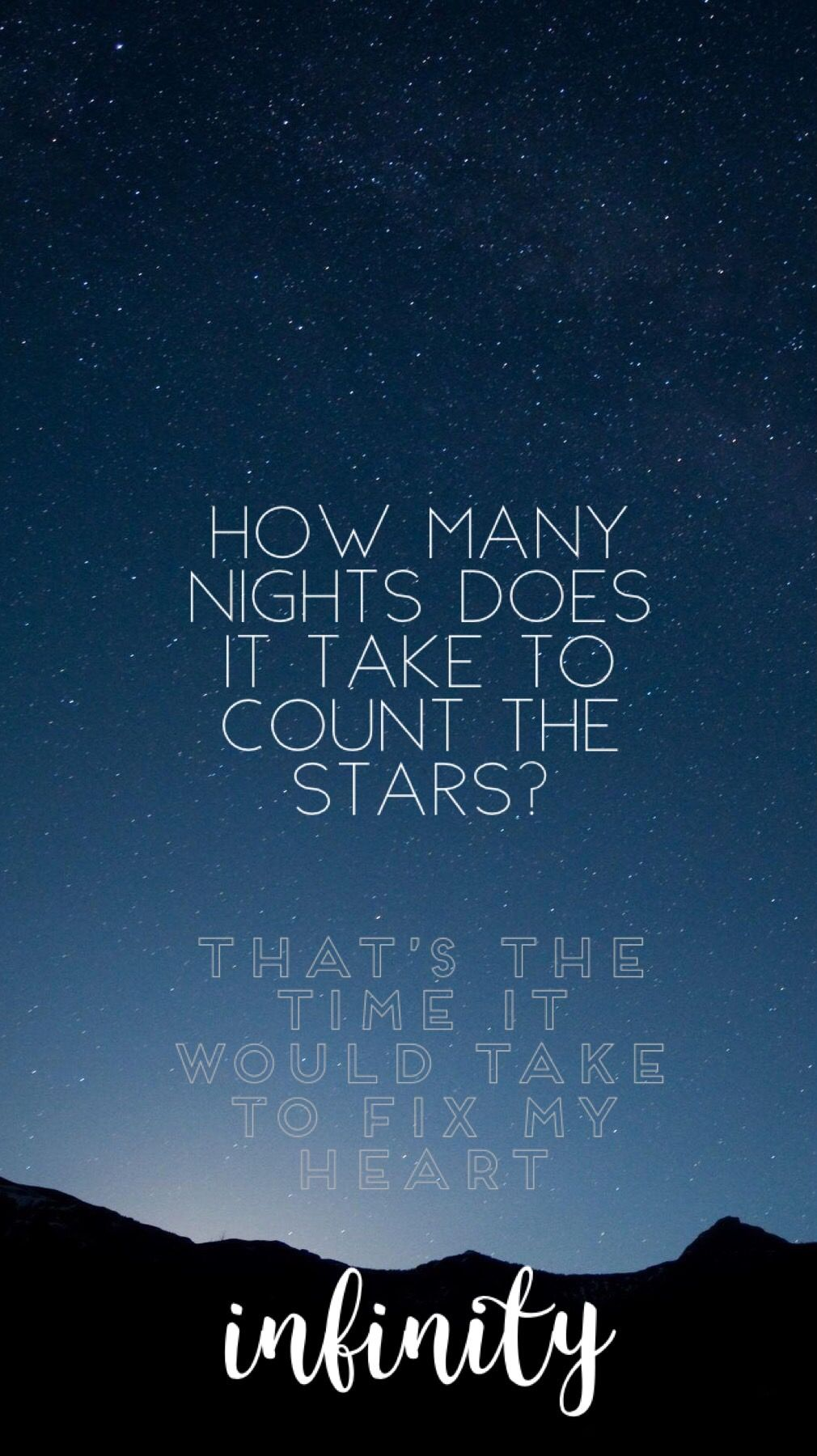 Infinity One Direction Wallpaper One Direction Quotes One Direction Wallpaper One Direction Lyrics
