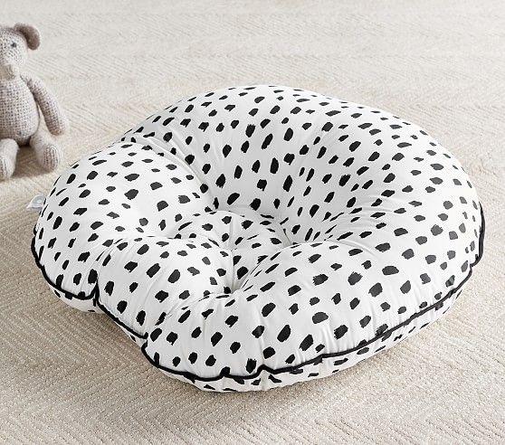Black Brush Stroke Boppy R Newborn Lounger Boppy Pillow