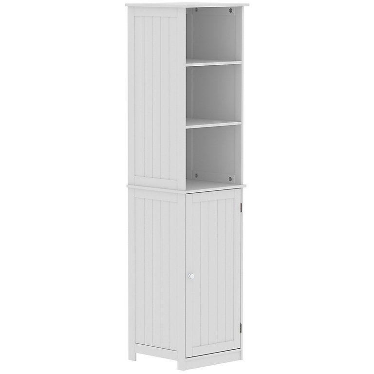 34+ Tall bathroom cabinets bq inspiration
