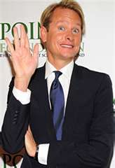 Carson Kressley! how fun would the conversation be!!
